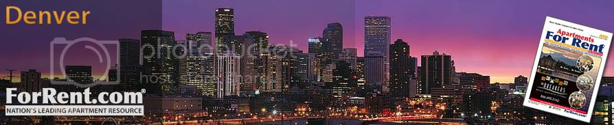 City Guide for Denver Apartments: Denver.ForRent.com