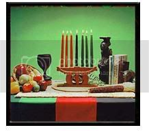 Habari gani? (Whats New?) The celebration of Kwanzaa!