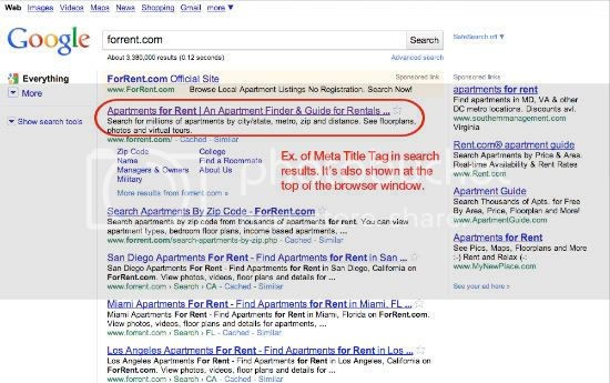 Top 10 SEO Tips for Your Web Site and Internet Listing Ads