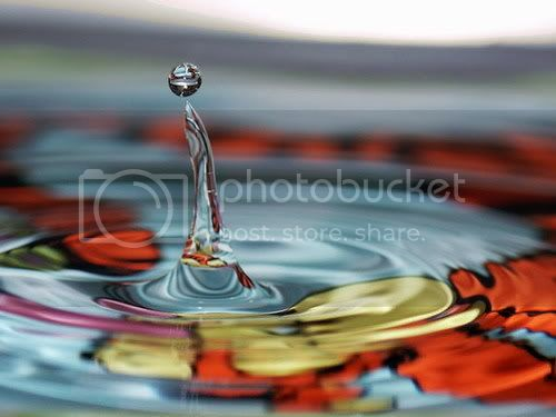 amazing water art